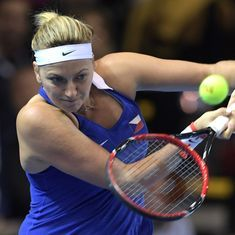 Two-time Wimbledon champion Petra Kvitova injured in knife attack at her home
