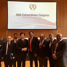 India secures permanent membership to the International Boxing Association