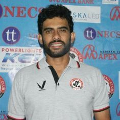 Former Mumbai FC manager Khalid Jamil unveiled as Aizawl FC coach