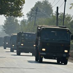 The repeated ambushes on convoys of security forces in Pampore need to be urgently contested