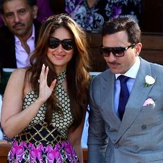 Saif Ali Khan and Kareena Kapoor learn the hard way that Taimur is not just another name