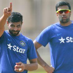 Ashwin, Jadeja still in race for World Cup spots, says India bowling coach Bharat Arun