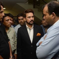 Anurag Thakur denies perjury claims, says he did not lie to the Supreme Court