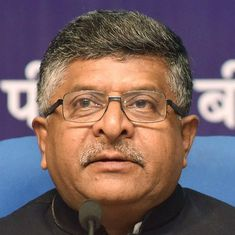 Ravi Shankar Prasad accuses Congress of resorting to gimmicks before Gujarat election