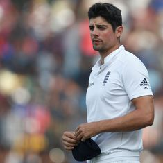 No sense in having county championship if it can't be played in full: Former England captain Cook