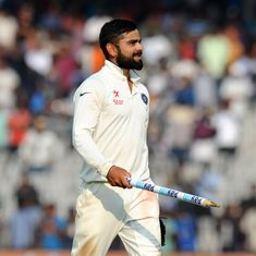 Virat Kohli did not make the ICC Test Team of the Year – and there's a perfectly logical explanation