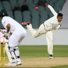 Video: This Australian spinner of Indian origin watched clips of R Ashwin to develop his bowling