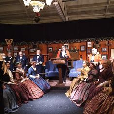 Charles Dickens in California in 2016? It's not as far-fetched as you might think