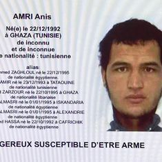 Berlin market attack: Tunisian suspect Anis Amri killed in Milan shootout