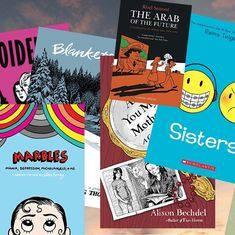 Seven delicious graphic memoirs to end the year with (and wipe out the bad memories of 2016)