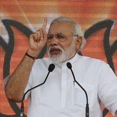 Narendra Modi turned demonetisation into a test of 'courageous patriotism', says Barkha Dutt