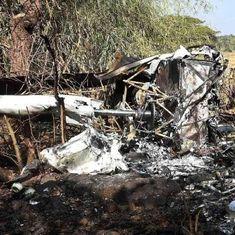 Mumbai chopper crash: Another victim succumbs to injuries, toll rises to three