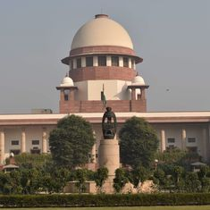 Babri Masjid demolition: SC adjourns hearing plea against clean chit to Advani, others till tomorrow