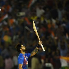 The Daily Fix: Virat Kohli already dazzled in 2016, what could 2017 have in store?