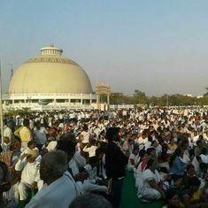 Five thousand OBCs perform 'ghar wapsi', convert to Buddhism in Nagpur