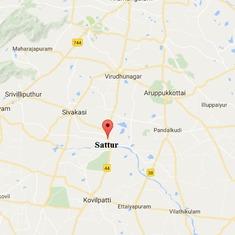 Tamil Nadu: Four killed, four injured after explosion at fireworks factory