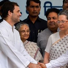 Is Sheila Dikshit no longer the Congress' chief ministerial face in Uttar Pradesh?