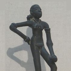 'Parvati' in Mohenjo-daro: New claims for the statuette are part of the continuing Hindutva  project