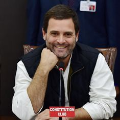 Congress presidential election: Rahul Gandhi is the only valid candidate in the fray, says EC