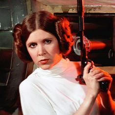 Star Wars actor Carrie Fisher dies at 60