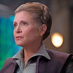 Tribute: Carrie Fisher spared nobody, least of all herself