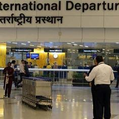 Aadhaar card mandatory for Delhi airport employees from January 1