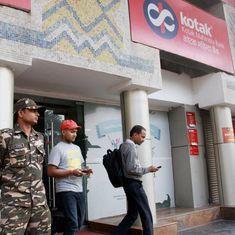 Demonetisation: Kotak Mahindra bank manager arrested for helping Paras Mal Lodha exchange old notes
