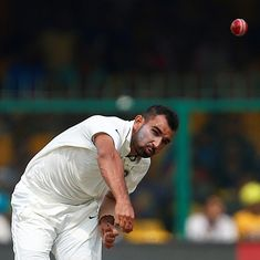 Mohammad Shami left out of BCCI's central contract list amid allegations of domestic abuse