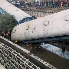 Ajmer-Sealdah Express derailment: Rail fracture might have caused accident