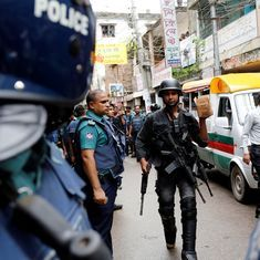 Bangladesh police avert New Year's Eve attack, arrest five militants in Dhaka
