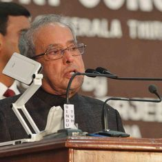 President Pranab Mukherjee speech: 'There must be space for legitimate criticism and dissent'