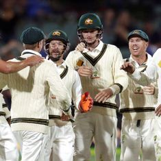 The cricket wrap: Pakistan in trouble after Australia declare at 624/8, and other top stories