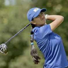 Aditi Ashok begins quest for a 'Desert Double' placed T-29th after opening round