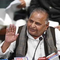 Power struggle: Mulayam Singh Yadav told he has Rs 4 lakh in unpaid electricity bills for UP home