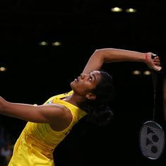 PV Sindhu outclasses Saina Nehwal 11-7, 11-8 in much-anticipated PBL 'trump' encounter