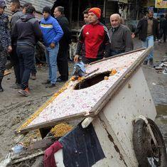 Iraq: Twin blasts in Baghdad kill at least 21, injure dozens