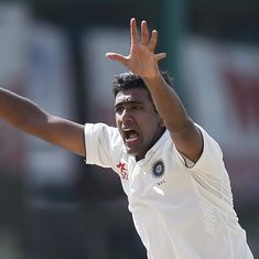 Ravichandran Ashwin and Ravindra Jadeja end 2016 as the top two Test bowlers in the world