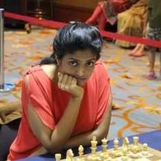 Harika Dronavalli faces ouster from World Women's Championships after losing first semi-final game