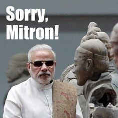 'Didn't use Mitron even once? Modi has unfriended the nation': Twitter has a good laugh