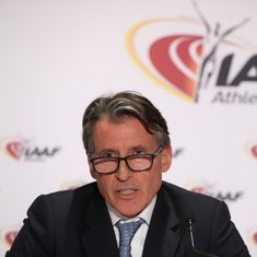 After being turned down several times, Sebastian Coe to finally become IOC member