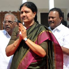 Appoint Sasikala Natarajan Tamil Nadu chief minister immediately, says Lok Sabha deputy speaker