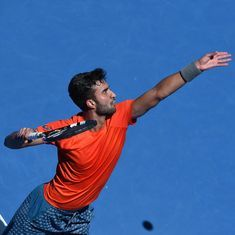 'Every time I've come back, I've come back better': Yuki Bhambri isn't letting injuries derail him