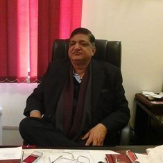After being denied a Rajya Sabha ticket, Samajwadi Party leader Naresh Agarwal joins BJP