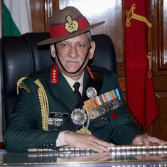 Army chief Bipin Rawat calls UN's report on Kashmir motivated