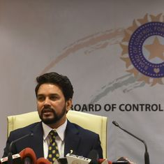 Anurag Thakur calls for harsher punishments for wrongdoers in cricket