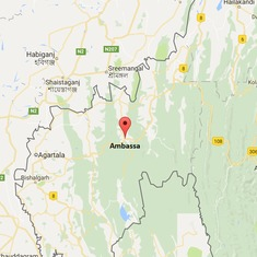 Earthquake of 5.5 magnitude hits Tripura