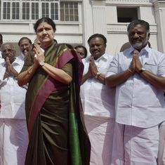 The big news: Plea filed in court against Sasikala as TN chief minister, and nine other top stories
