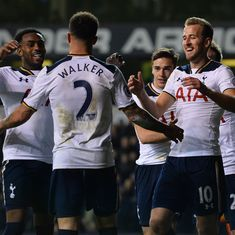 Tottenham have done well to keep pace with the big guns, but are red-hot Chelsea too stern a test?