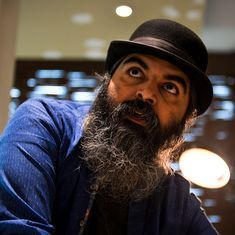 How Suket Dhir went from being a drifter to a 'global fashion superstar in the making'