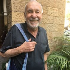 Bombay obsessive: Australian who has spent decades studying the city to be honoured this weekend